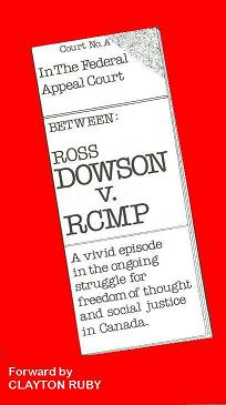 David ross rcmp wife sexual dysfunction
