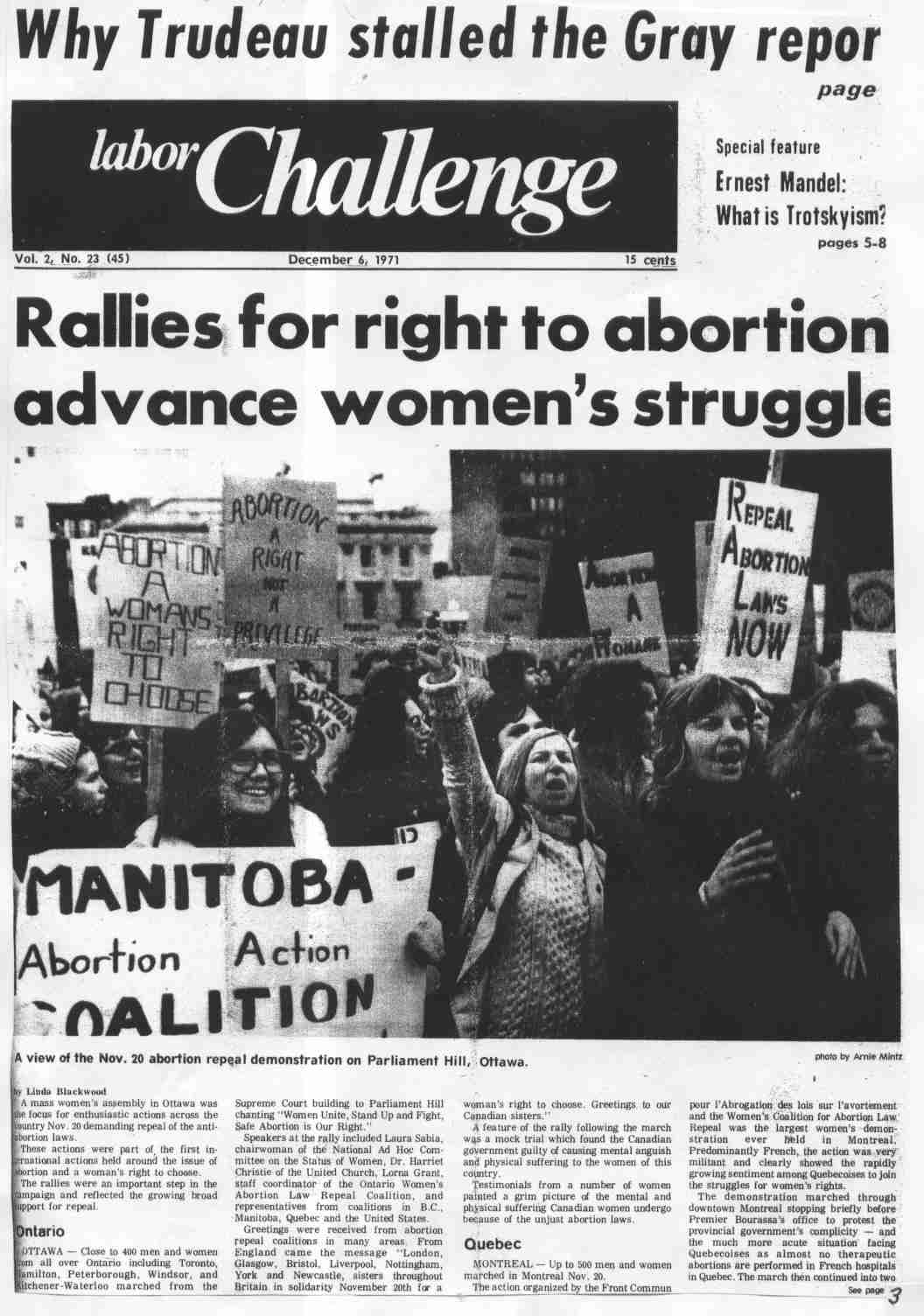 the rational womans right to abortion essay