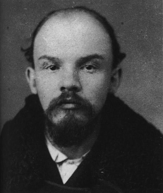 La vida de Lenin en Fotos (Parte I)