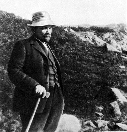 Image result for Lenin in 1914 images