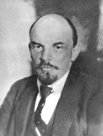 Lenin Russian Revolution