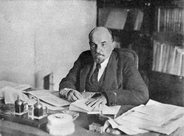 Vladimir Lenin - October 16 1918