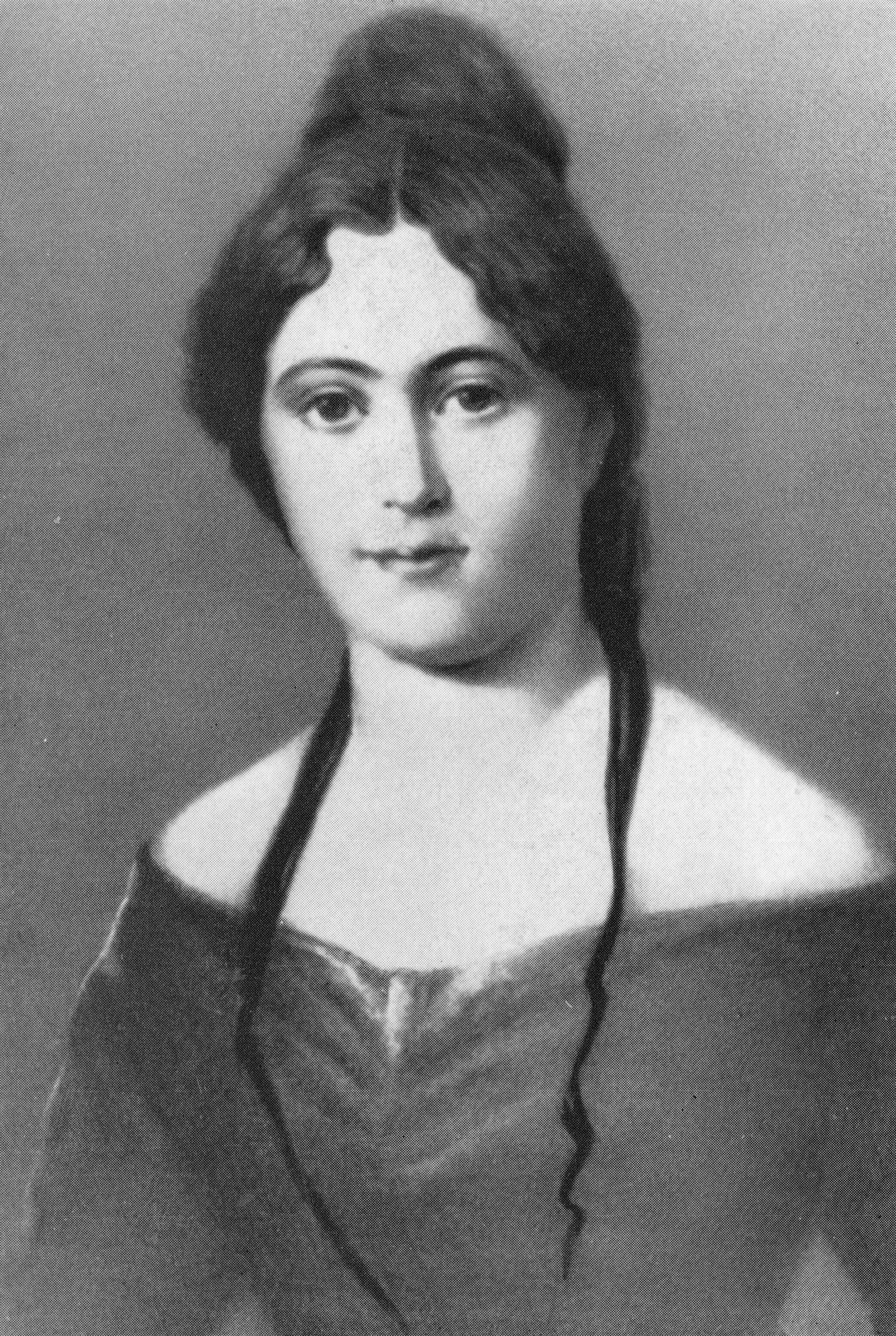 Marx/Engels Image Library / Jenny Von Westphalen 1835 Jenny