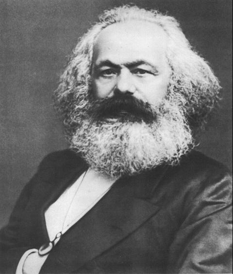Marx phd dissertation