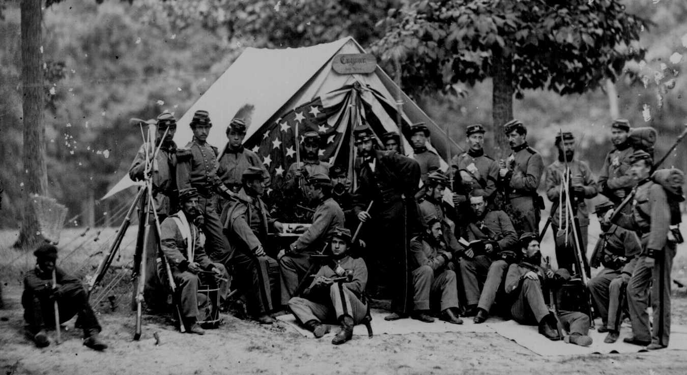 writings on the american civil war union iers
