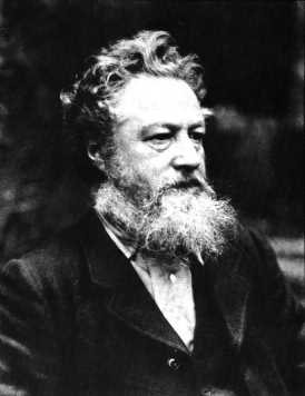 William Morris, 1834 - 1896