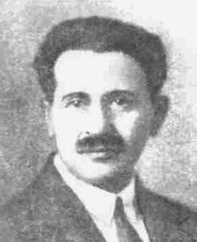 Isaak Illich Rubin, Jun12 1886 - November 25, 1937