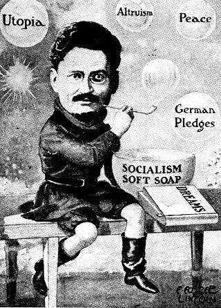 León Trotsky, su vida en imágenes