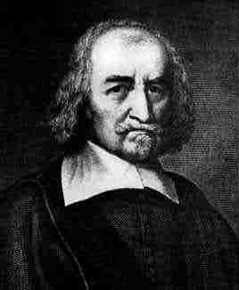 Resultado de imagen para Thomas Hobbes