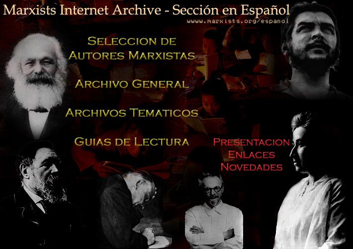 Marxist Internet Archive - Sección en Español