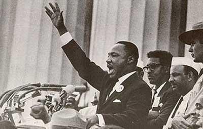 """Yo tengo un Sueño"" Martin Luther King"