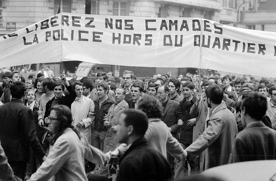 S. Just : La grève générale de mai-juin 1968 est venue de loin
