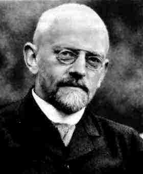 David Hilbert (1927)