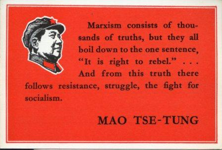 mao maoism and the evolution of the chinese communist party a historical commentary Literature of the central committee of the chinese communist party and the editorial group  mao before maoism 97  historical context rather than an explicit .