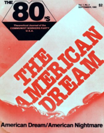 american dream or nightmare lies for Has the american dream become the american nightmare the american people have allowed themselves to be the american dream is turning into a living nightmare.