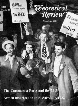 The Communist Party and the CIO