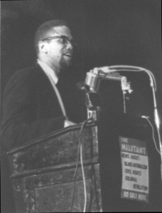 Martin luther king vs malcolm x dbq essay   by