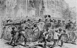 Image result for paris commune montmartre