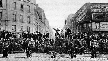 History Of The Paris Commune