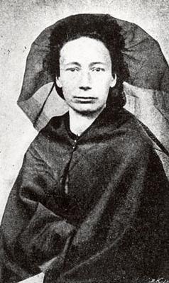 Louise Michel in 1871