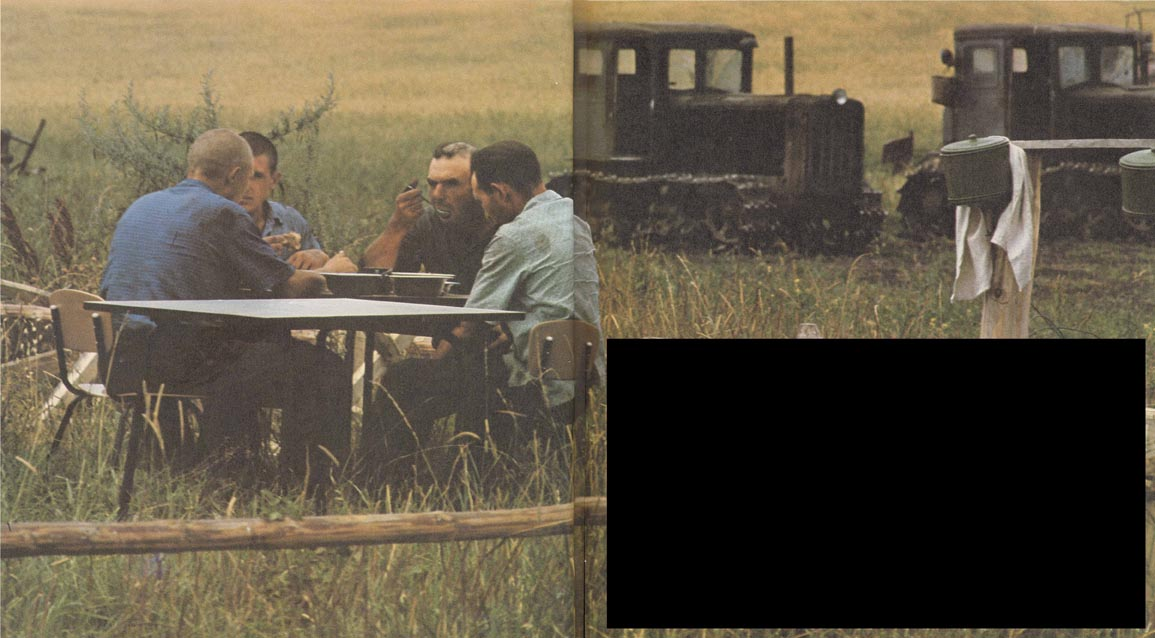 Images Of The Soviet Union Farming