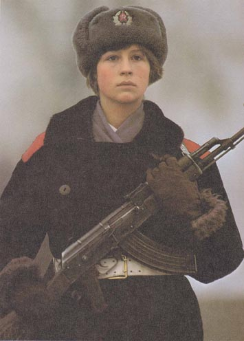 Union Russian Women 94