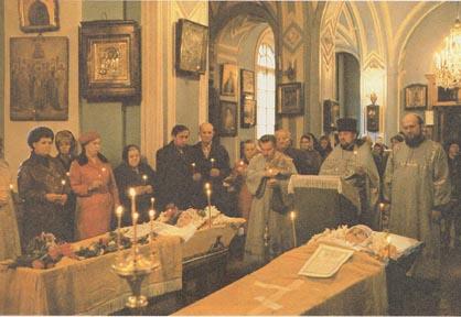 Religión en la URSS Funeral