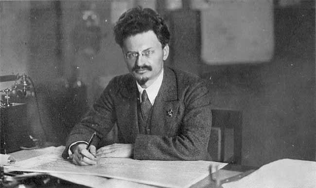 ... Internet Archive - Séksi Bahasa Indonesia: Karya-karya Leon Trotsky