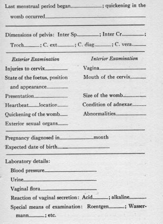 Certificate For Pregnancy