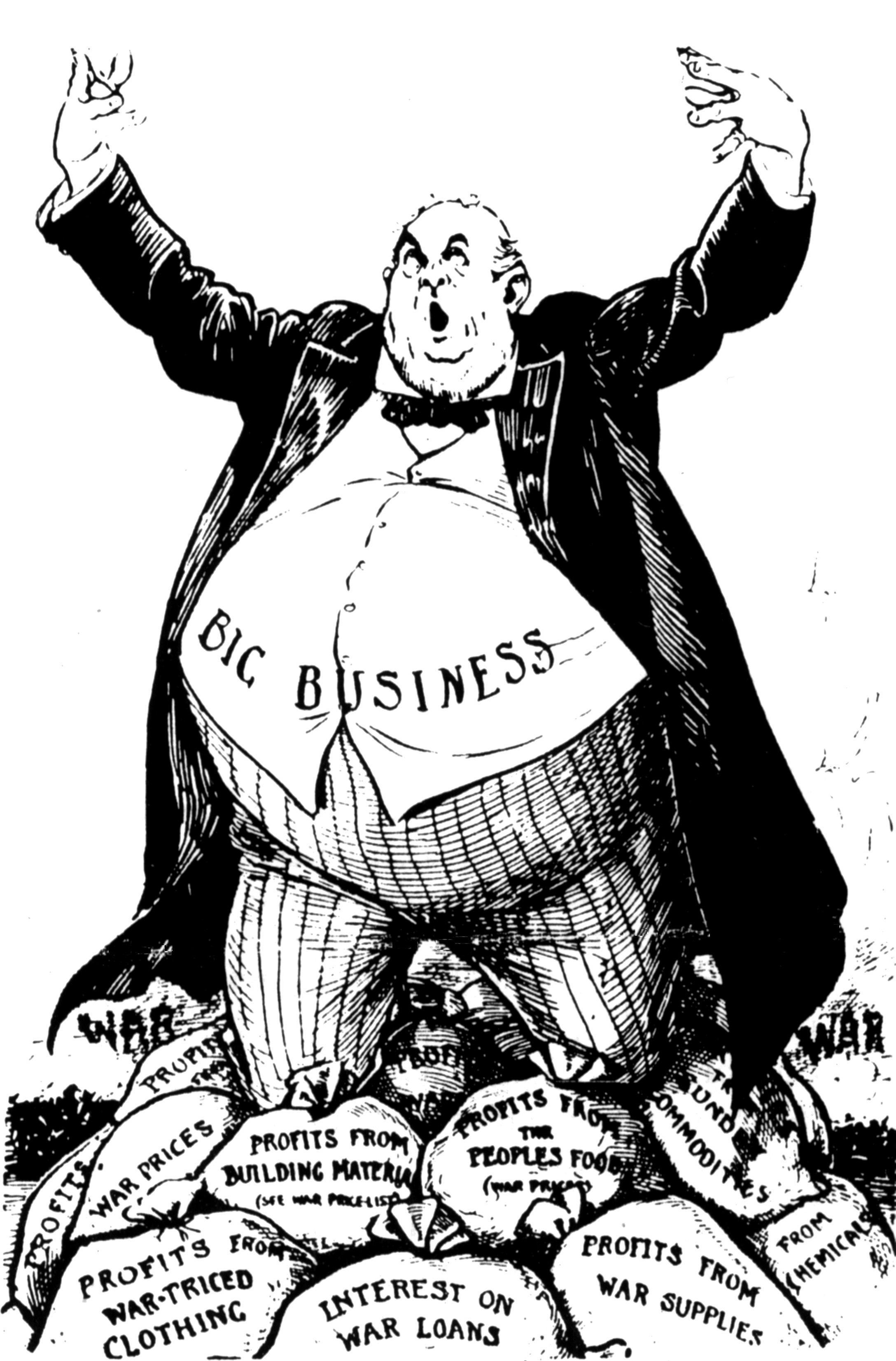 Monopoly Economics Cartoon