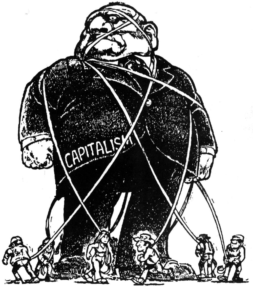 Apakah Benar Saat ini Kapitalisme Sudah Diujung Tanduk?