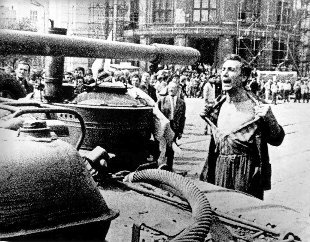 effects of the prague spring