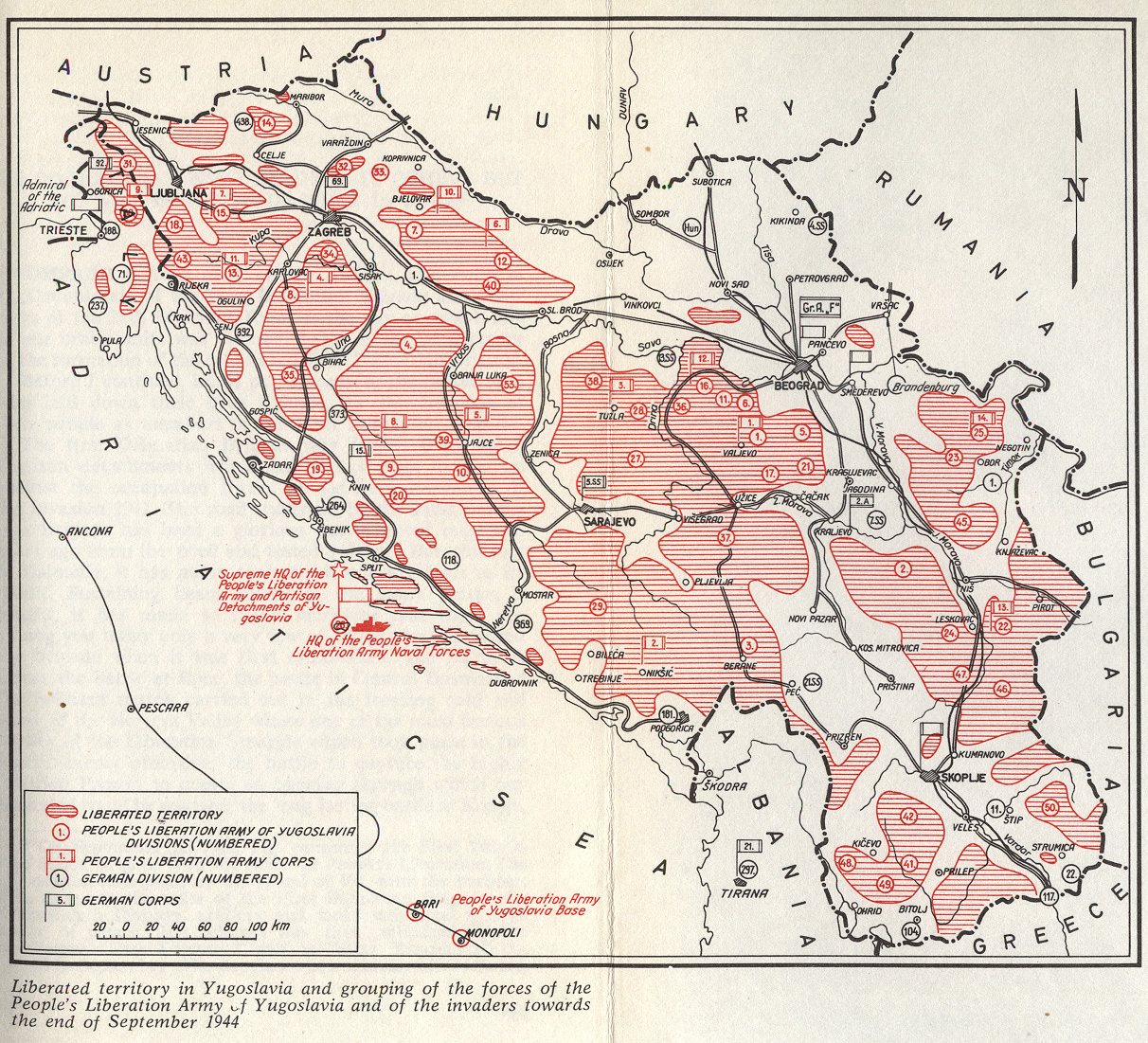 yugoslavia divided and conquered The common denominator in divide and conquer scenarios is increasing concentration of wealth and economic control in the hands of a greedy few to tito's yugoslavia was a happy medium between the soviet bloc's harsh restrictions and the west's free-wheeling capitalism with some winners and.