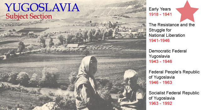 MIA in Yugoslavian languages: Македонски | slovenščina | srpskohrvatski
