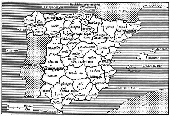 Den nya spanska revolten skakar europa
