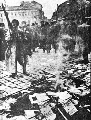Over en halv miljon ryska kolgruvearbetare i strejk